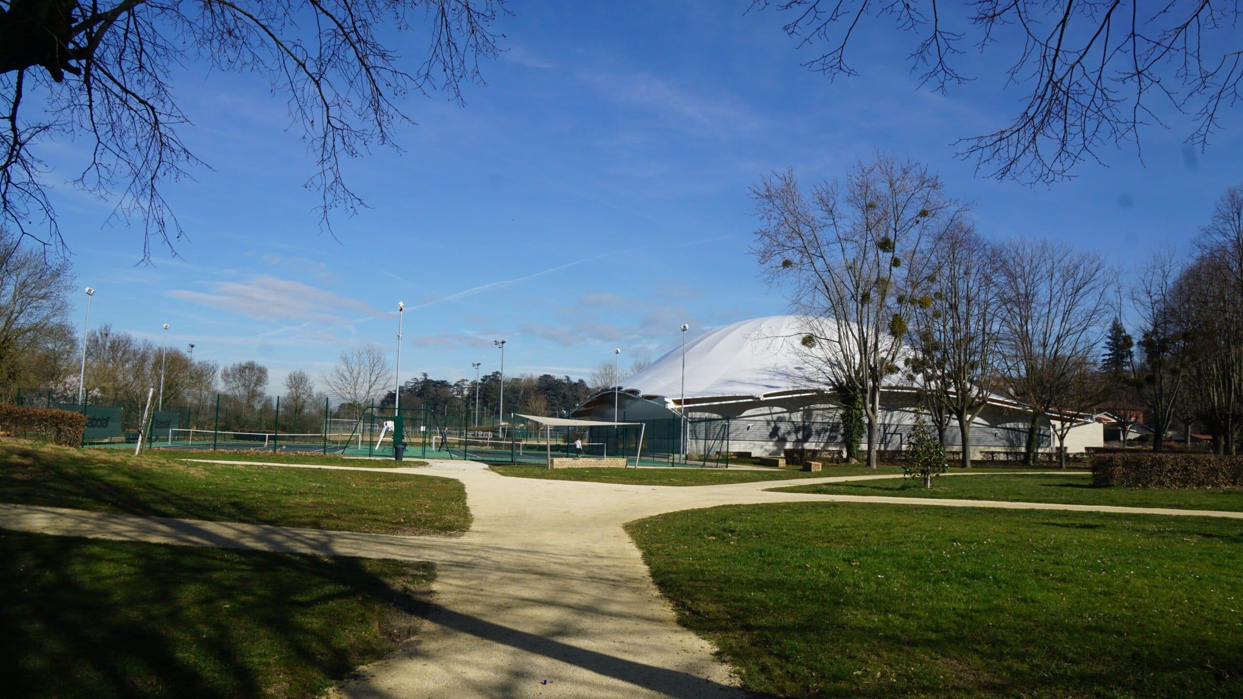 Complexe tennistique