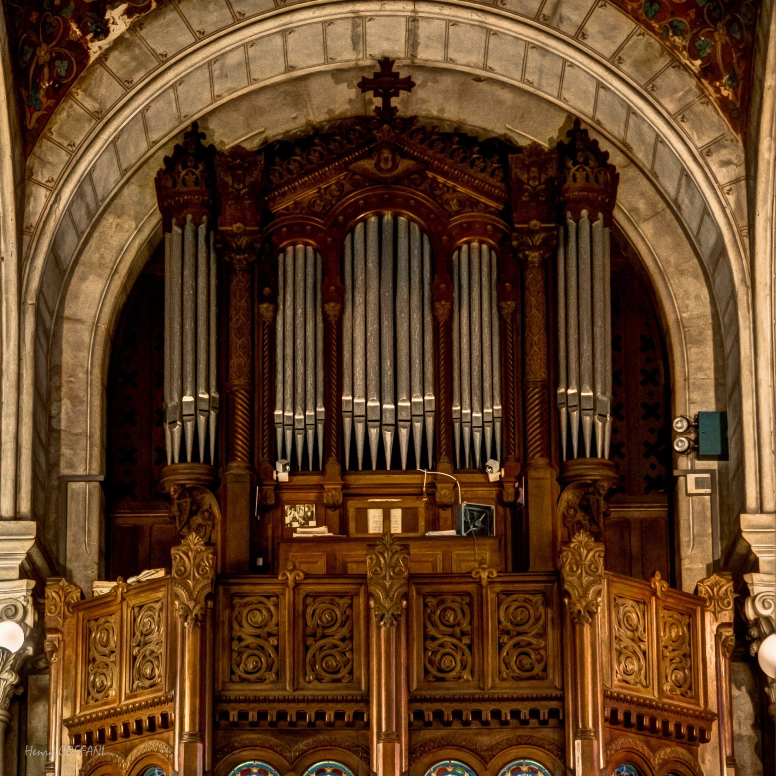 orgue classé église