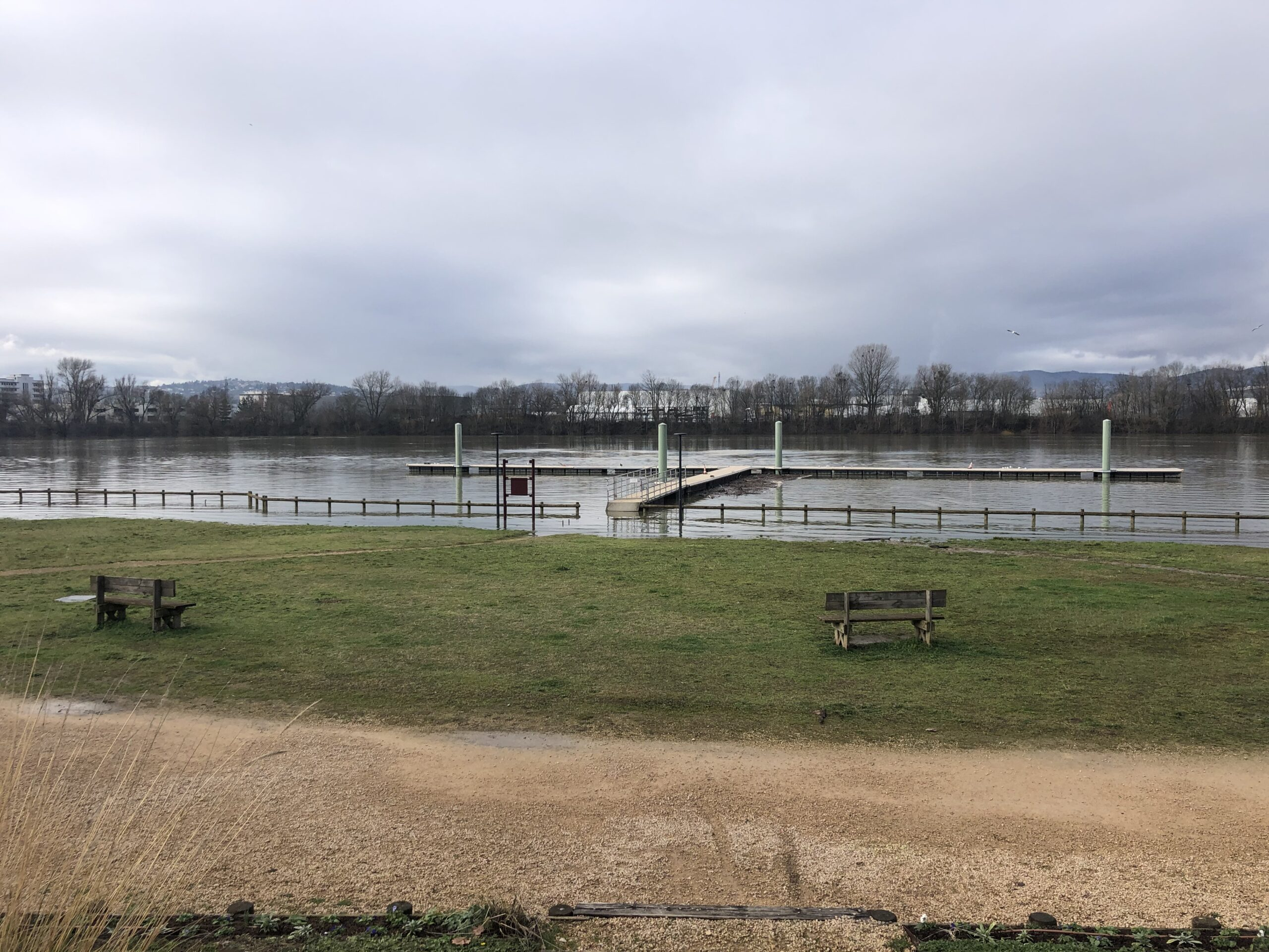 halte fluviale