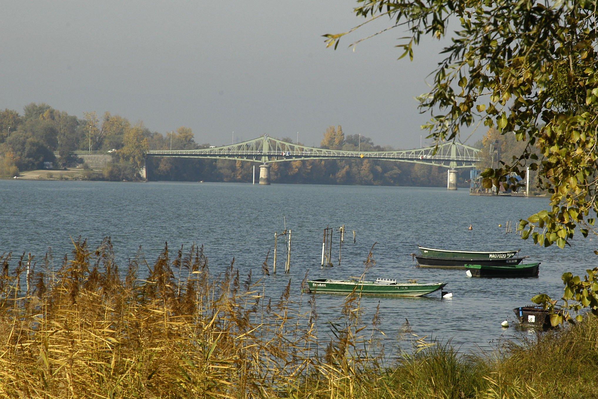 Le pont de Frans