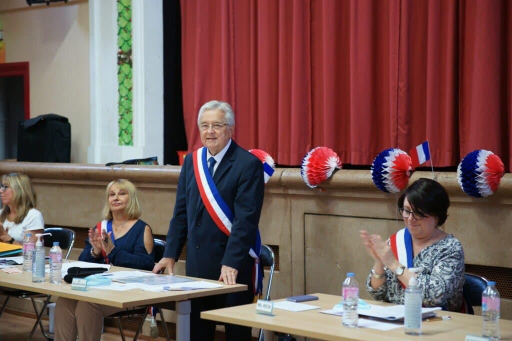 Nomination du Maire