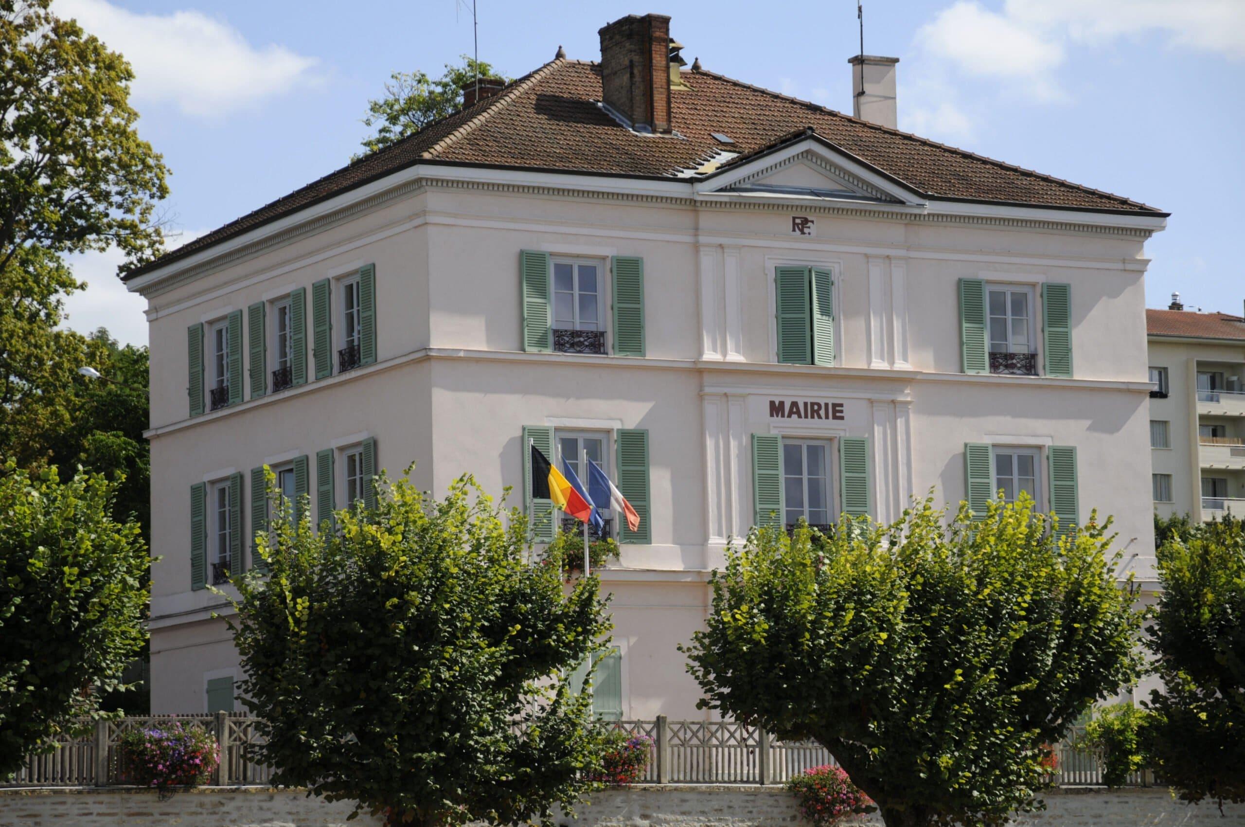 Mairie de Jassans Riottier
