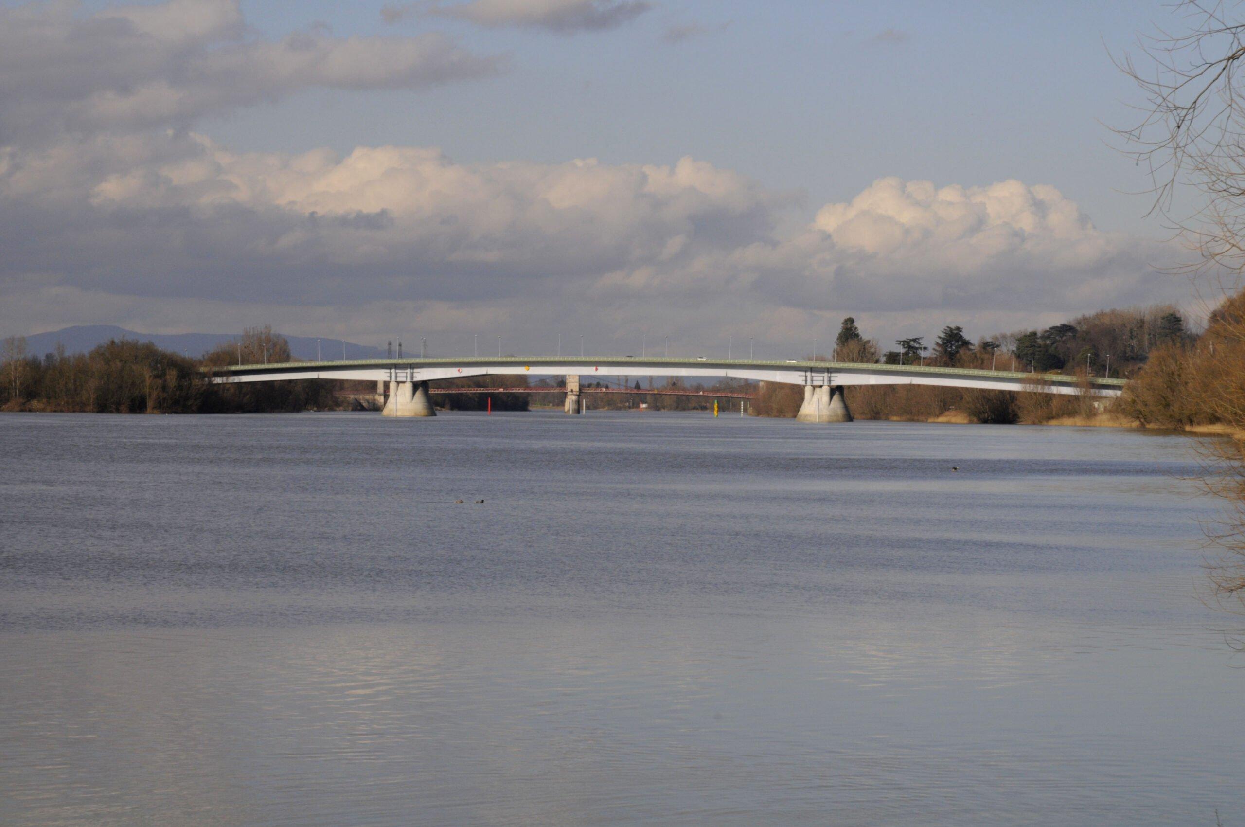 le pont Jassans 2000