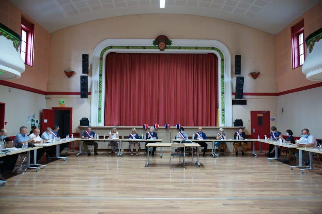 Election du Maire