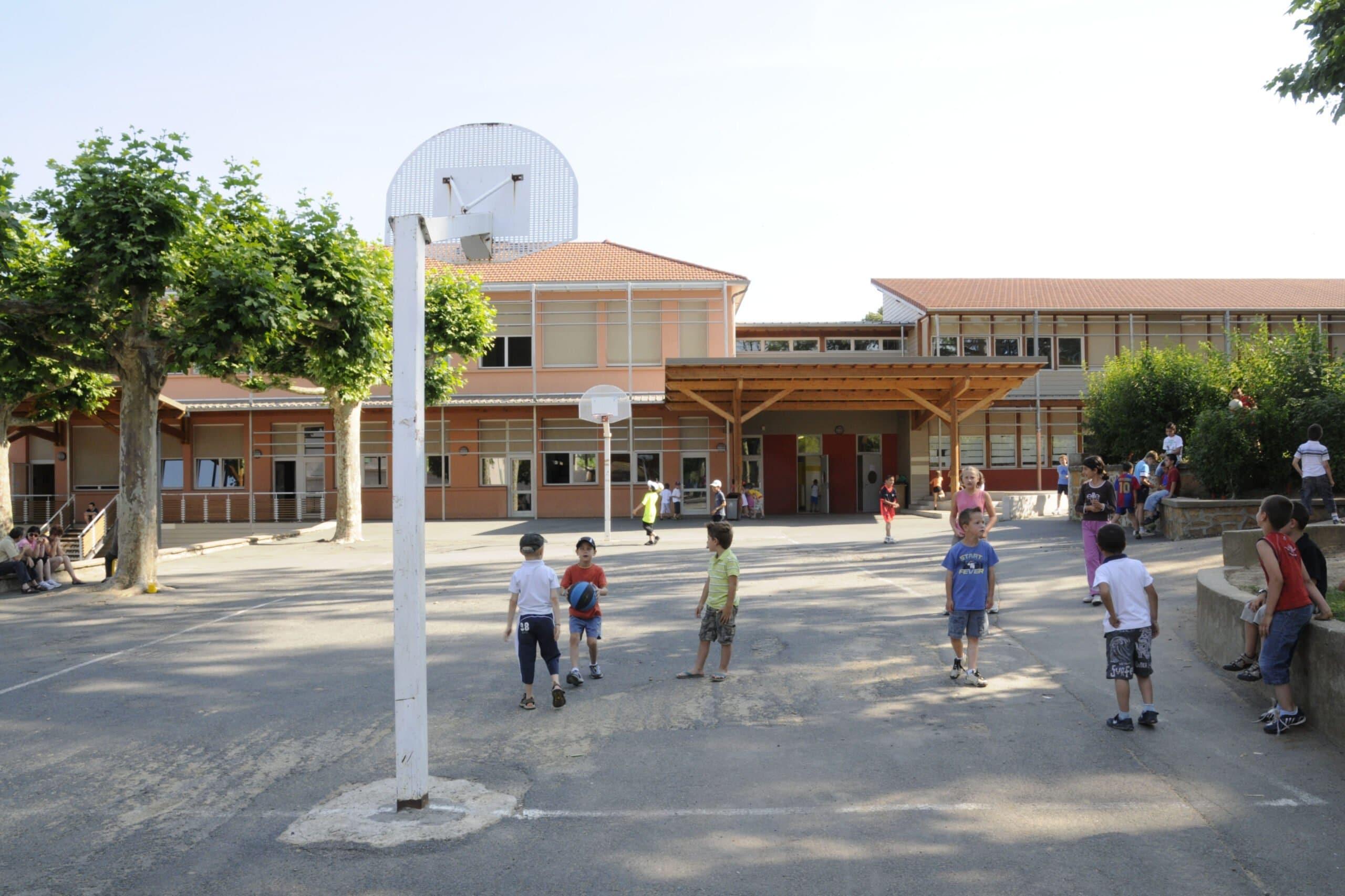 école élémentaire de la mairie
