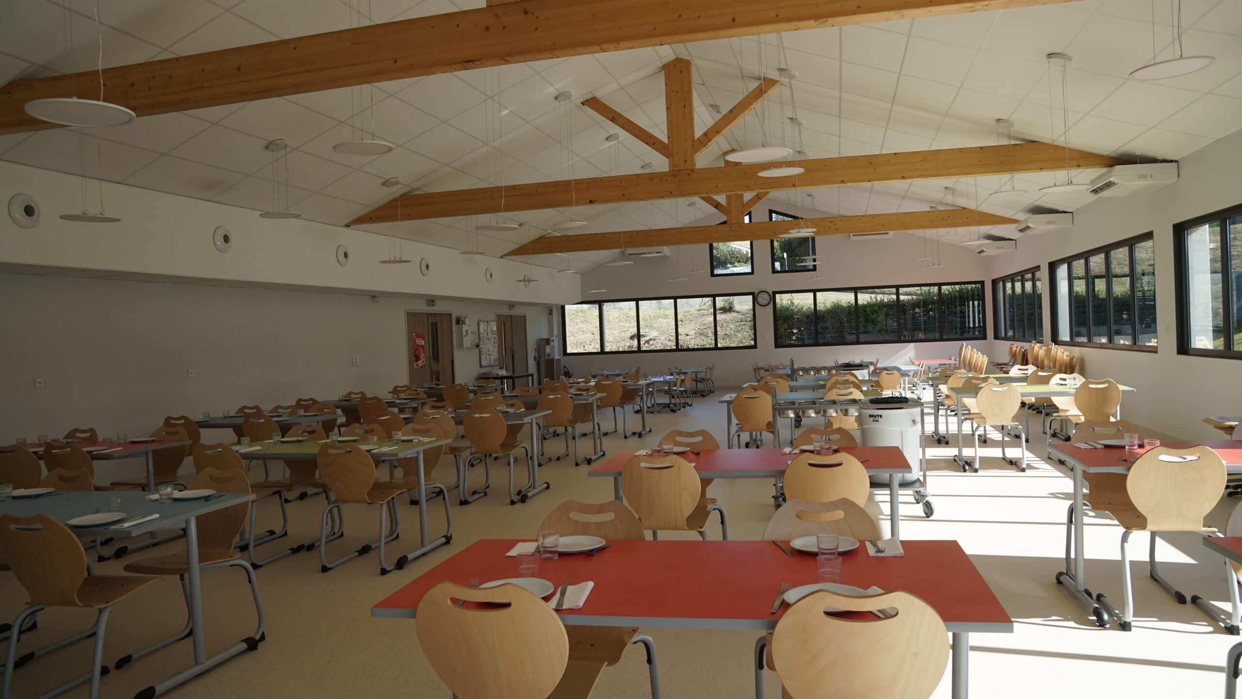 restaurant scolaire champ bouvier