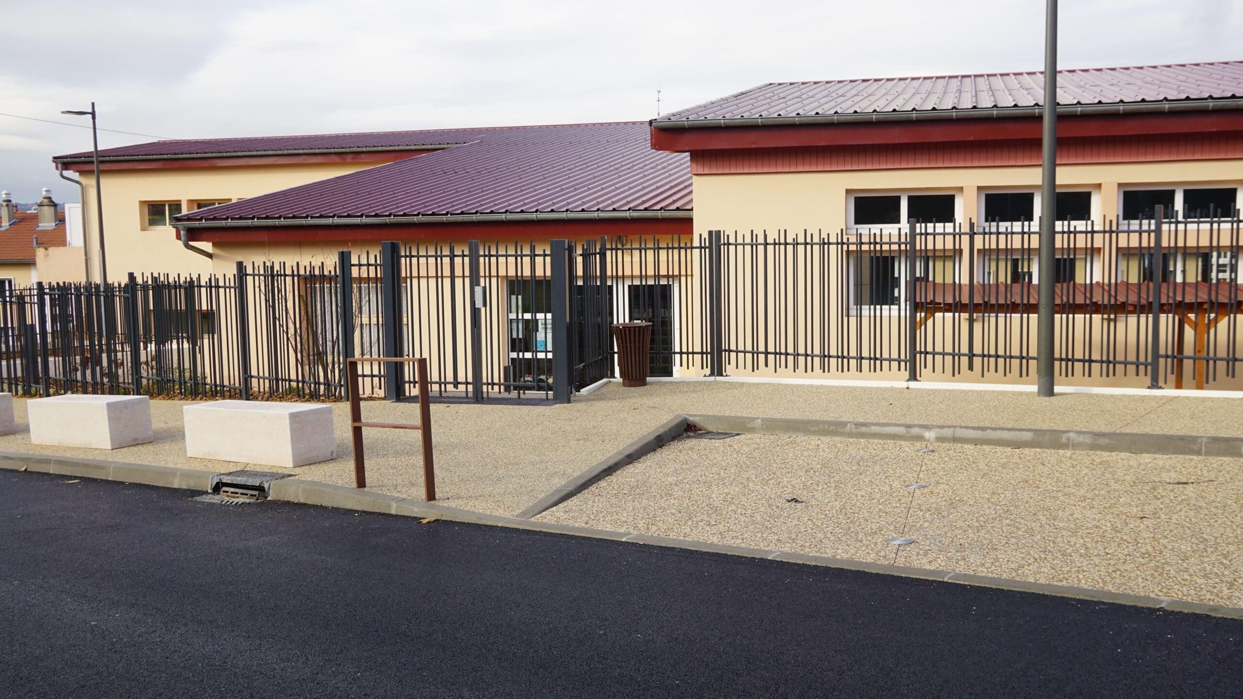 école maternelle de la mairie