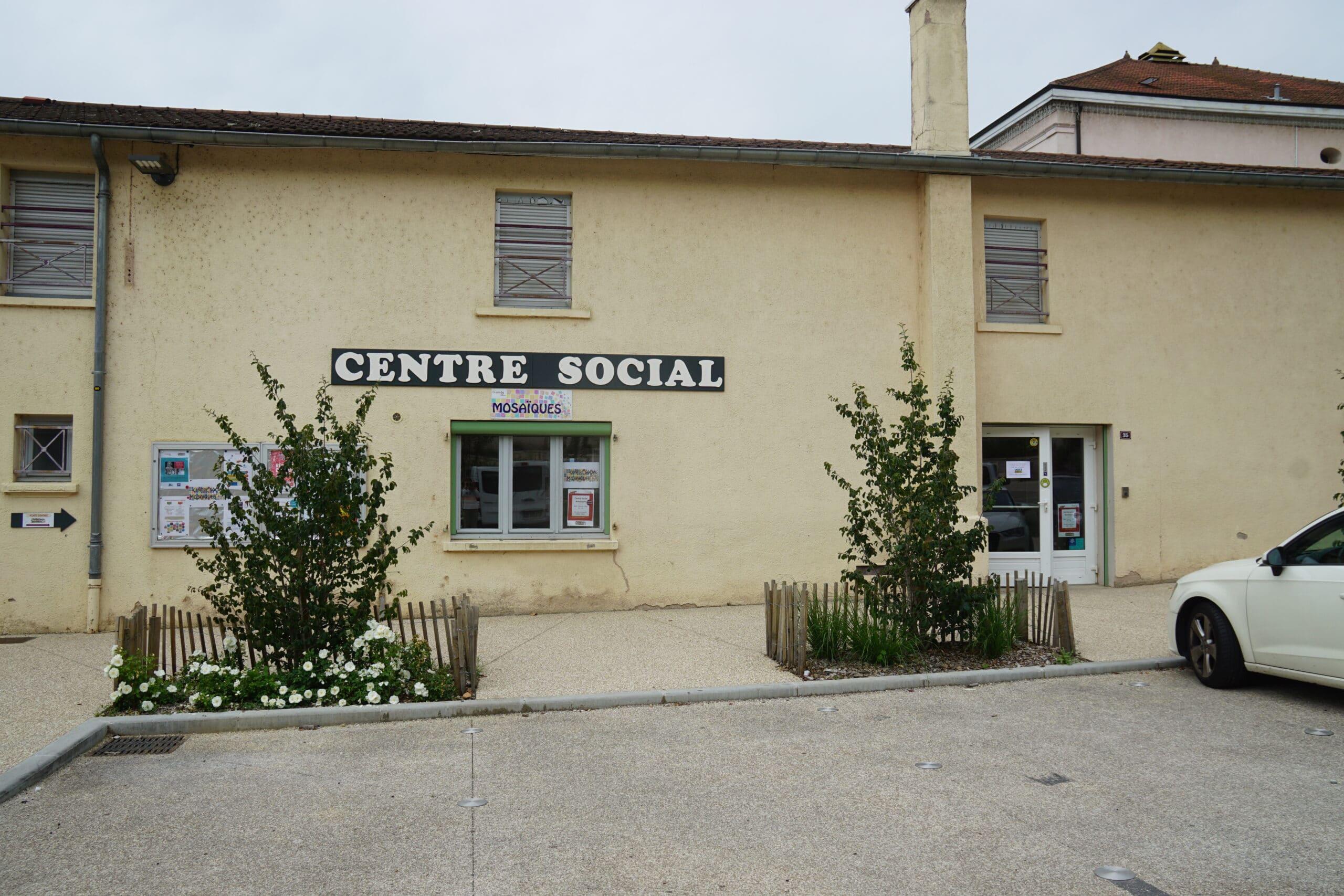 centre social Mosaiques